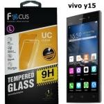 โฟกัส ฟิล์มกระจก Vivo Y15